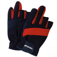 Manusi Owner M Meshy Glove 3 Finger Cut