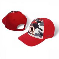 Sapca Quantum Q-Cap Red Camoo