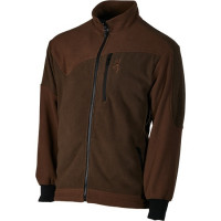 JACHETA FLEECE BROWNING POWEFLEECE INSIDE XPO LIGHT MARO MARIMEA XL