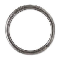 Inele Despicate VMC Black Nickel Nr.5 5buc/plic