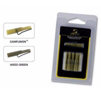 Clips Metalic Carp Spirit pentru Plumb Weed Green 10buc/plic