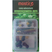 Mostiro kit monturi crap - 5buc