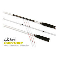 Lanseta feeder Team Feeder Pro Method L 390cm 40 100g