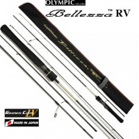 Lanseta Graphiteleader Belleza RV GLBRS-622UL-BB R-Fast 1.88m 0.8-7g 2SEG