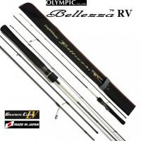 Lanseta Graphiteleader Belleza RV GLBRS-642UL-TW R-Fast 1.93m 0.8-7g 2SEG