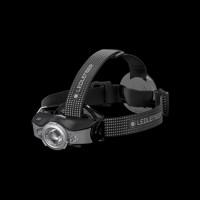 LANTERNA CAP LED LENSER MH11 BLACK BLUETOTH 1000LM CU ACUMULATOR SI USB