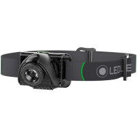 LANTERNA CAP LED LENSER MH6 200LM+ACUM+USB