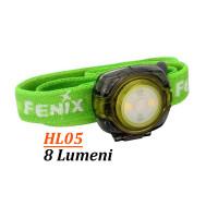 Lanterna Fenix Frontala Model HL05 GREEN