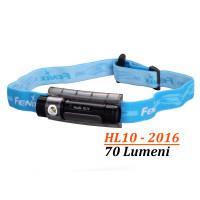 Lanterna Fenix Frontala Model HL10 BLACK