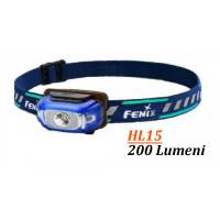 Lanterna Fenix Frontala Model HL15 BLUE