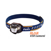 Lanterna Fenix Frontala Model HL26R BLACK
