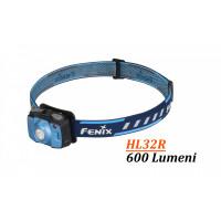 Lanterna Fenix Frontala Model HL32R BLUE