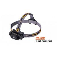 Lanterna Fenix Frontala Model HL60R BLACK