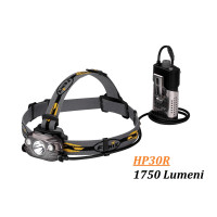Lanterna Fenix Frontala Model HP30R BLACK
