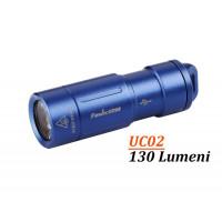 Lanterna Fenix Model UC02 Albastru