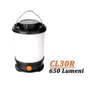 Lanterna Fenix model CL30R BLACK