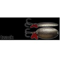LINGURITA OSCILANTA BERTILURE TZACK NR.3 LUNGIME 67 MM. CULOARE NICKEL 13 GRAME