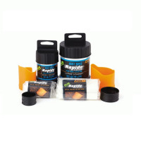 Kit Pungi Pva Fox Fast Melt Plus Incarcator Fox Edges Rapide System 75 Ori 175mm