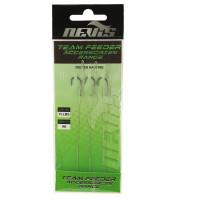 Montura Feeder Nevis Cu Spin Bait Spike Fir Textil Nr.10