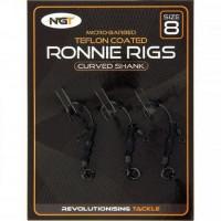 Montura NGT Ronnie Rig, Nr.8 3buc/plic
