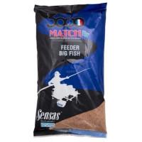 NADA SENSAS MATCH FEEDER BIG FISH 1KG