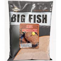 GROUNDBAIT DYNAMITE BAITS BIG FISH FEED Krill Method Mix 1.8KG