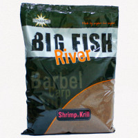 GROUNDBAIT DYNAMITE BAITS BIG FISH RIVER Shrimp And Krill 1.8KG