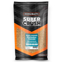 Groundbait Sonubaits Exploding Fishmeal Feeder 2kg