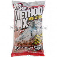 METHOD MIX BAIT-TECH CARP KRILL TUNA 2KG