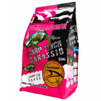 NADA GENLOG CARP TENCH CARASSIO STRAWBERRY-VANILLA 1KG