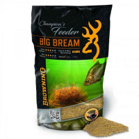 Nada Browning Groundbait Champion Feeder Mix Big Bream 1kg