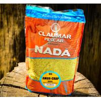 Nada Claumar Special Amur Crap Verde 1KG