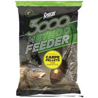 Nada Sensas 3000 Method Carp Pellets 1 Kg