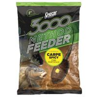 Nada Sensas 3000 Method Carp Spicy 1 Kg