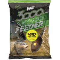 Nada Sensas 3000 Method Carp Yellow 1 Kg