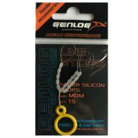 OPRITOARE GENLOG SUPER SILICON SMALL 15BUC
