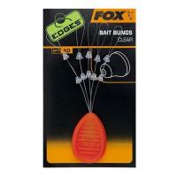 OPRITOR FOX EDGES BAIT BUNGS, 10 BUCATI/PLIC