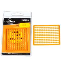 Opritor Boilies/porumb Claumar Hair Stops Orange 90buc/plic