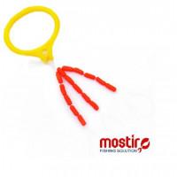 Opritor Mostiro Micro Extra Long Portocaliu L