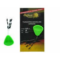 Select Baits Tungsten Hooklink Sinkers Medium