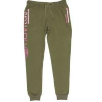Pantaloni Navitas Womens Jogga Green XL