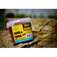 Pasta Solubila Claumar Fishmeal 400g Squid Cu Pruna