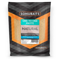 Pasta Sonubaits ONE to ONE Paste Natural