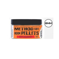 Pelete Genlog Method Soft Hook Halibut 8mm