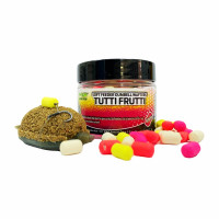Pelete Pop up MG Special Carp Soft feeder Dumbell 10mm Tutti Frutti