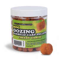 Pelete Sonubaits Barbel Carp Ozzing Cheesy Garlic
