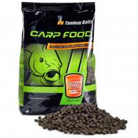 Pelete Tandem Baits Method Feeder Mulberry Plus 2mm 1kg