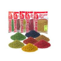 Micropelete Benzar Mix Feeder 800g Carp Mix