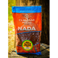 Pelete Crap Claumar Red Krill 6mm 800gr