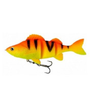 Swimbait DAM Effzett 140 mm Orange Natural Perch